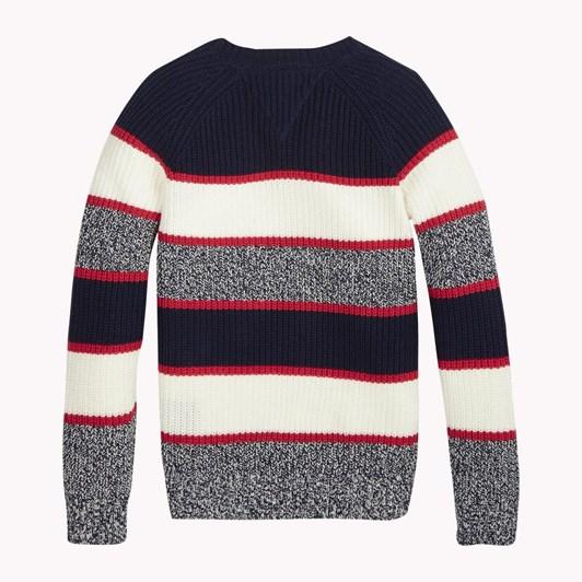 Tommy Hilfiger Chunky Stripe Sweater