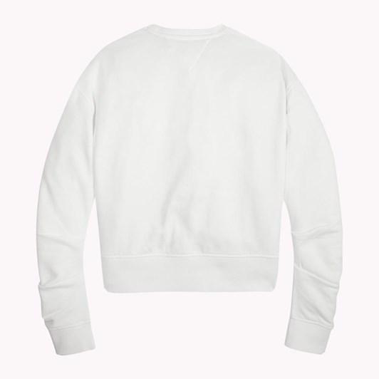 Tommy Hilfiger Faux Fur Sweatshirt