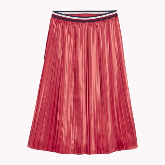 Tommy Hilfiger Bold Metallic Skirt