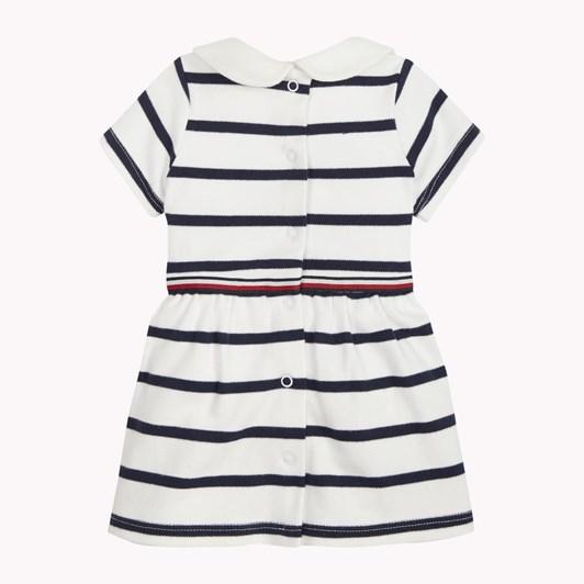 Tommy Hilfiger Baby Rugby Stripe Dress S/S