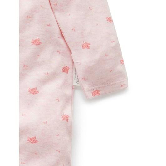Purebaby Zip Growsuit