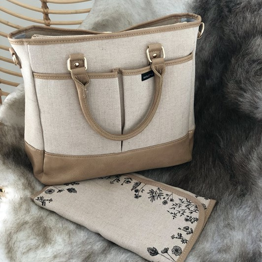 Marlee + Jo Nature Collection Nappy Bag