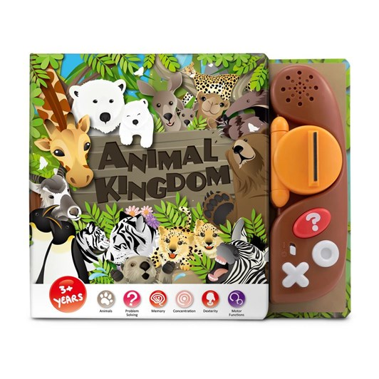 Best Learning Animal Kingdom Book Reader