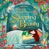 Mf Hunter Usborne Pop Up Sleeping Beauty  -