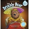 Mf Hunter Drizzly Bear Cd & Sound Hb -