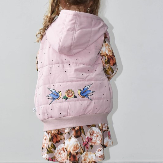 Kissed By Radicool Whimsy Puffer Vest