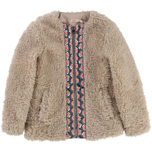 Billieblush Fake Fur Jacket