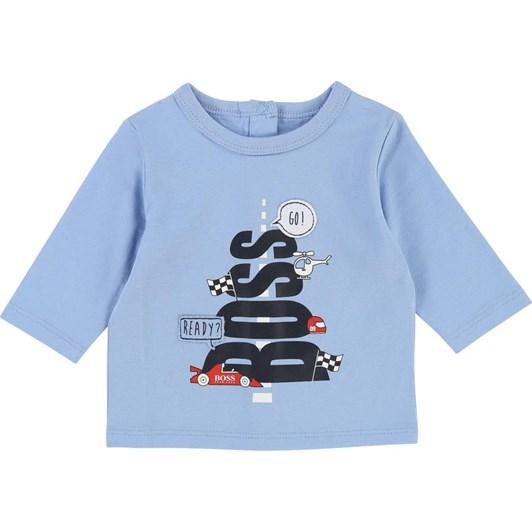 Hugo Boss Long Sleeve T-Shirt