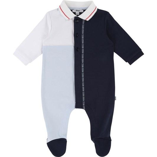 Hugo Boss Interlock Cotton Pyjamas
