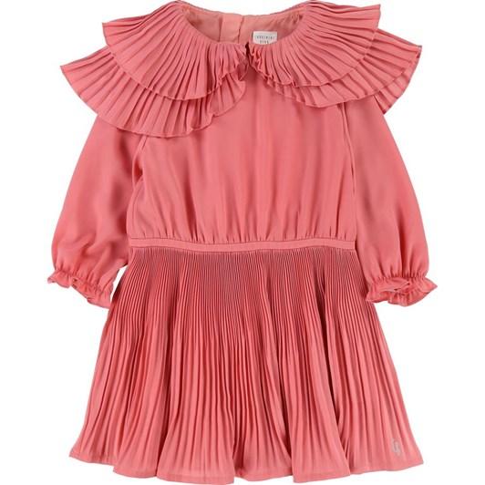 Carrement Beau Satin Dress