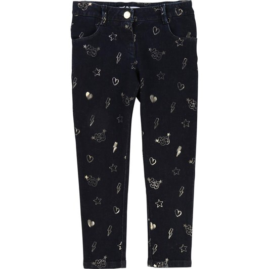 Little Marc Jacobs Denim Trousers
