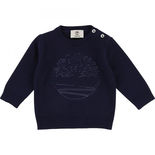 Timberland Knit Logo Jumper