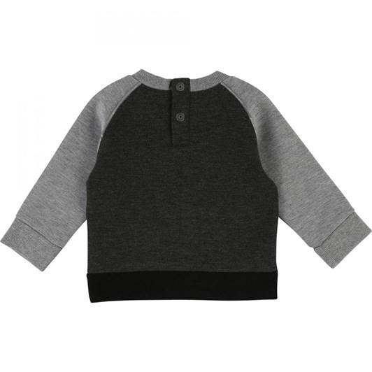 Timberland Two-Sided Fleece Sweatshirt