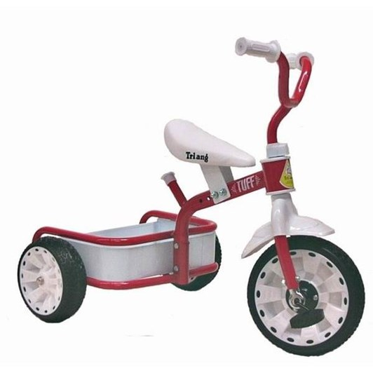 Hape Tuff Trike Red