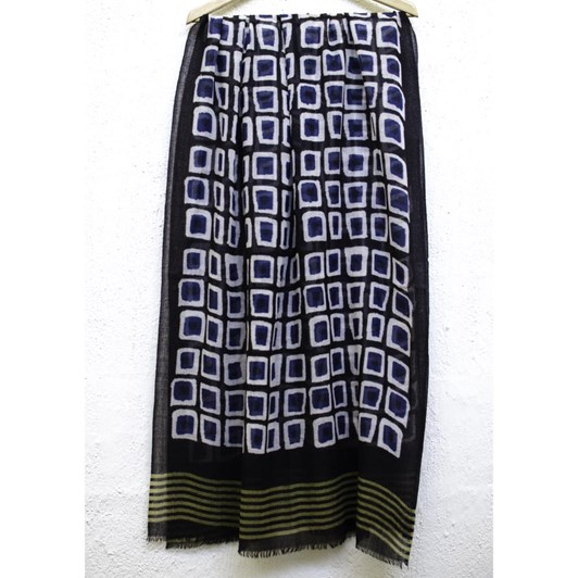 Directions Games People Play Wool Scarf