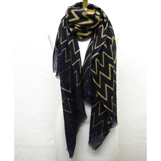 Directions Shockwave Wool Scarf