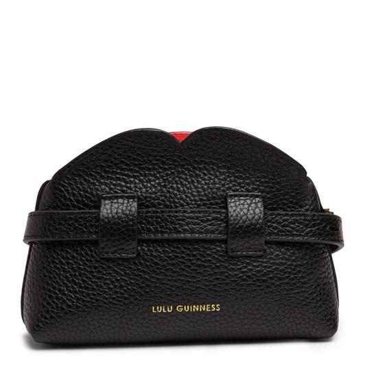 Lulu Guinness Peekaboo Lip Peggy Belt Bag