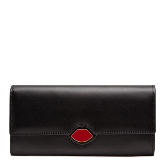 Lulu Guinness Lips Cora Wallet