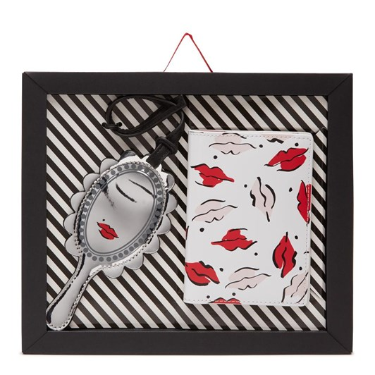 Lulu Guinness Beauty Spot Travel Set