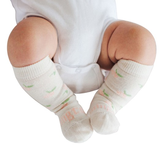 Lamington Socks Rosie Merino Wool Knee High Socks NB-2Y