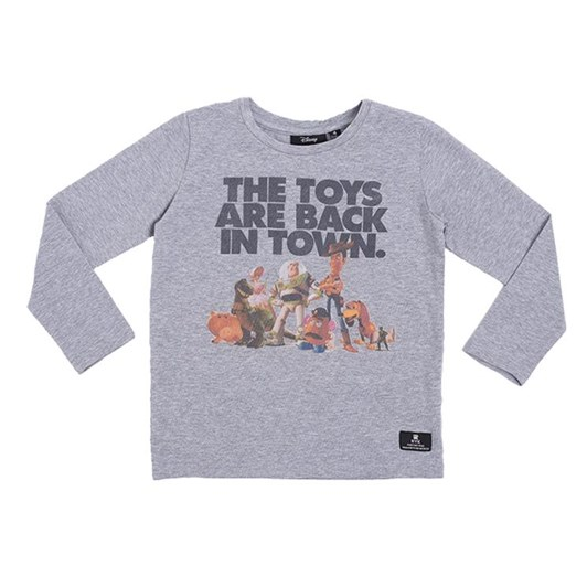 Rock Your Baby The Toys Are Back - Ls T-Shirt