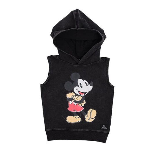 Rock Your Baby Mighty Mickey - Sleeveless Hoodie