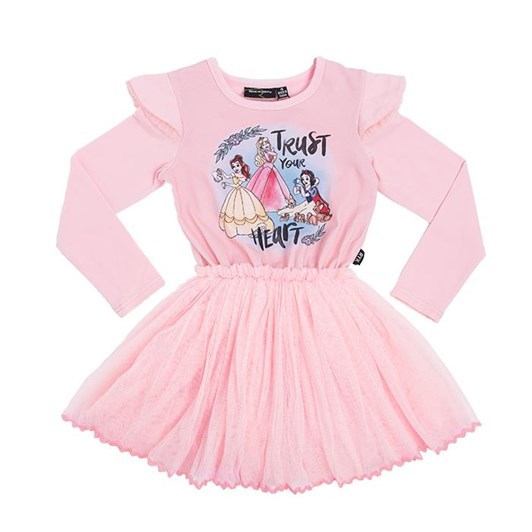 Rock Your Baby Princesses - Ls Circus Dress