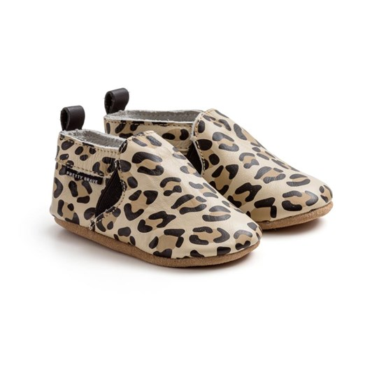 Pretty Brave Slip-On Leopard Shoes