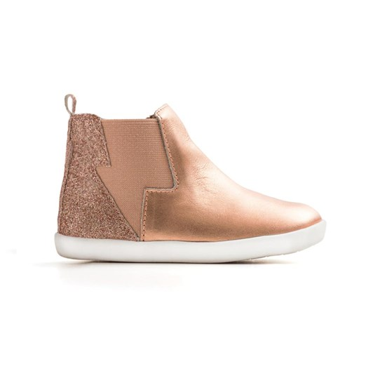 Pretty Brave Electric Boot Rose Gold Shoes