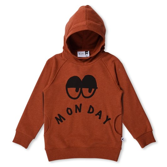 Minti Monday/Friday Pocket Hood