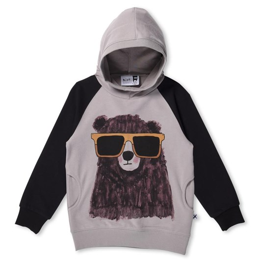 Minti Undercover Bear Hood