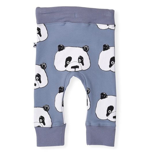 Minti Cheeky Panda Furry Trackies