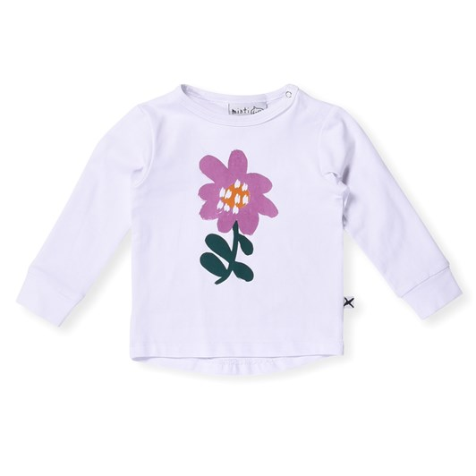 Minti Flower Power Drop Tee