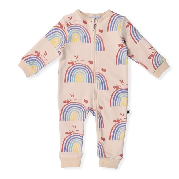 Minti - Minti Rainbow Connection Furry Jumpsuit