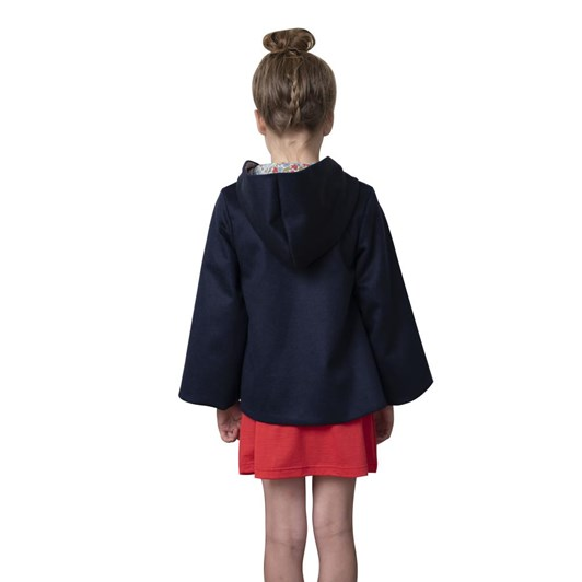 Lilymae Obsessed Swing Coat