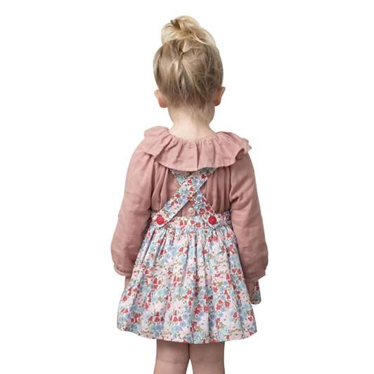 Lilymae Poppy Pinafore Skirt