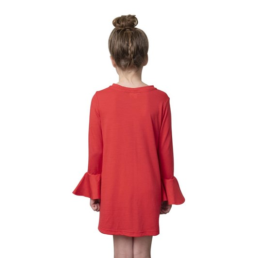 Lilymae Lulu Flared Sleeve Dress