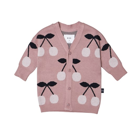 Huxbaby Cherry Knit Cardi