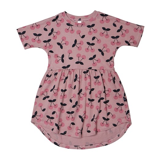 Huxbaby Very Cherry Swirl Dress