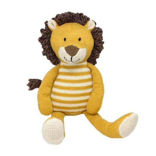 Lily & George Arthur Stripey Lion