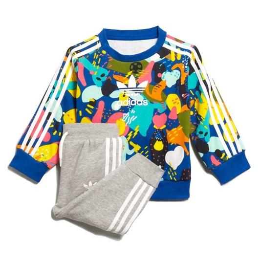 Adidas Crew Sweatshirt Set