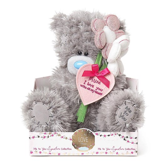 Me To You Mothers Day Signature M9 Flower Bouquet Mum