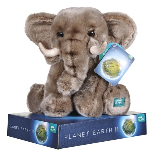 BBC Planet Earth Elephant 25Cm