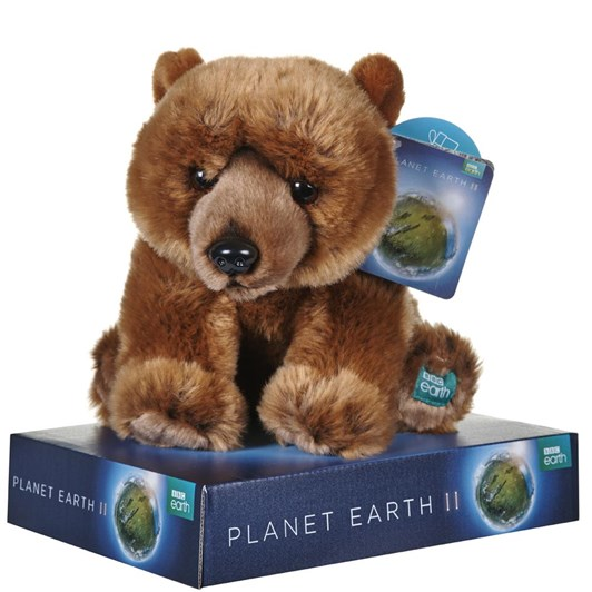 BBC Planet Earth Grizzly Bear 25Cm