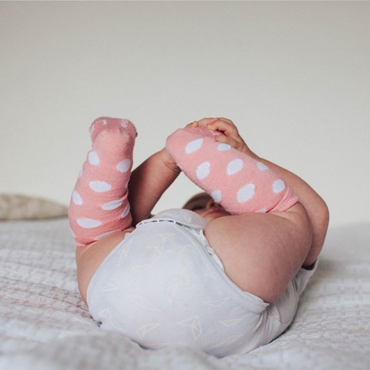 Lamington Socks Blossom Knee High
