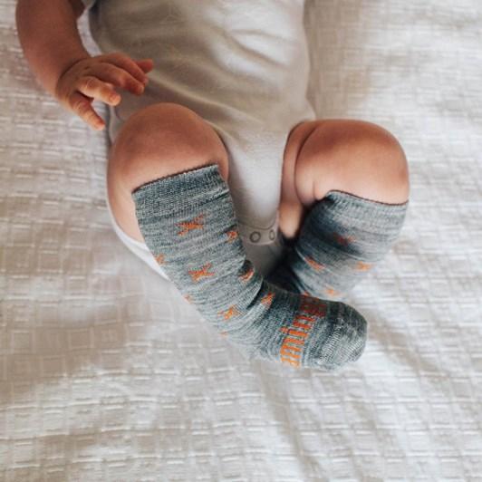 Lamington Socks Indiana Knee High