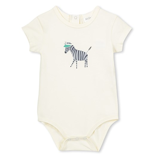 Milky Zebra Bubbysuit