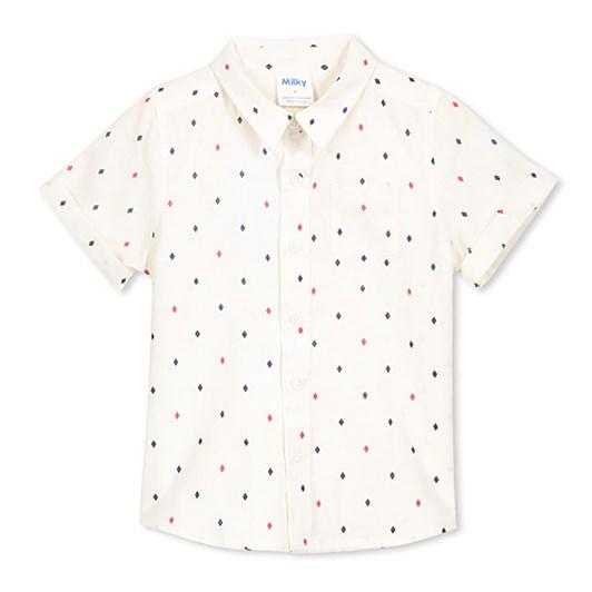 Milky White Shirt