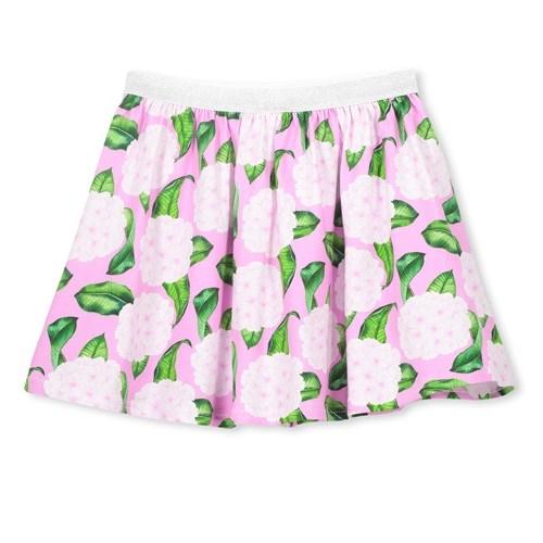 Milky Hydrangea Skirt