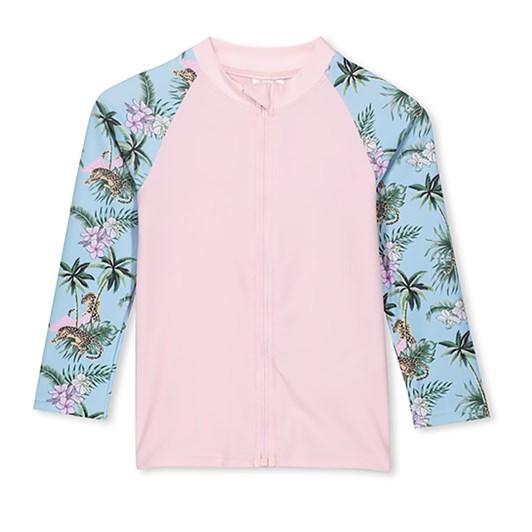 Milky Zip Rash Vest